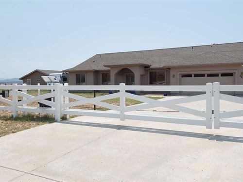 Horse Property Prescott National : Paulden : Yavapai County : Arizona