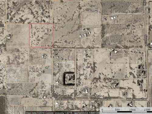 10 Acres Tularosa NM Water Rights : Tularosa : Otero County : New Mexico