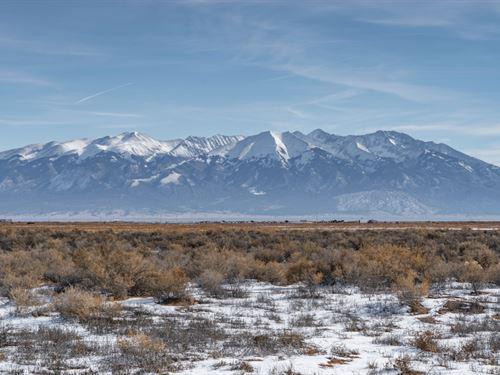 Ranch, Electricity & Rd Frontage : Alamosa : Colorado