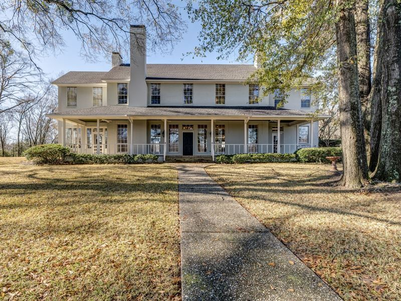 Hilltop Country Home East Texas : Land for Sale : Flint