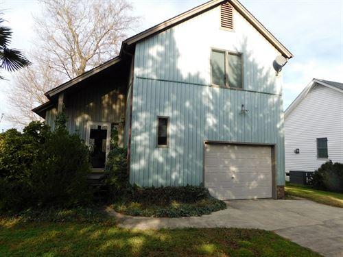 Waterfront Home Harrellsville : Harrellsville : Hertford County : North Carolina