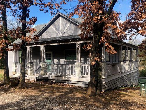 Country Home Wilburton, Oklahoma : Wilburton : Latimer County : Oklahoma