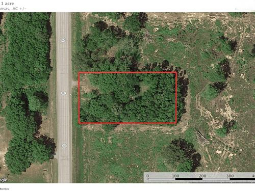 Commercial Lot Near Searcy Arkansas : Searcy : White County : Arkansas