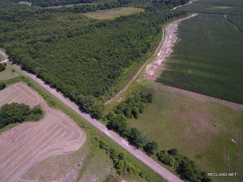 21 Ac, Rural Home Site Tract, Pri : Mangham : Richland Parish : Louisiana