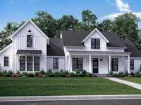 New Lakefront Modern Farmhouse : Troutman : Iredell County : North Carolina