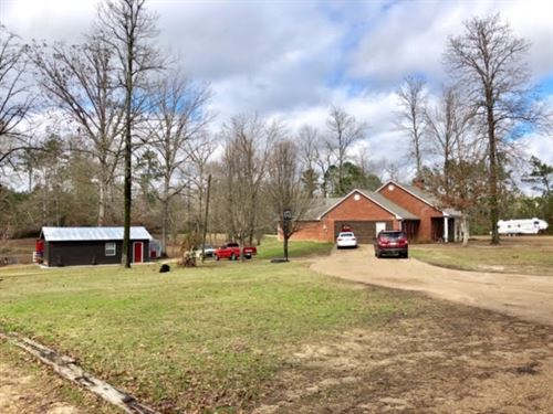 This 5 Ac Gorgeous Land Has It All : Summit : Pike County : Mississippi
