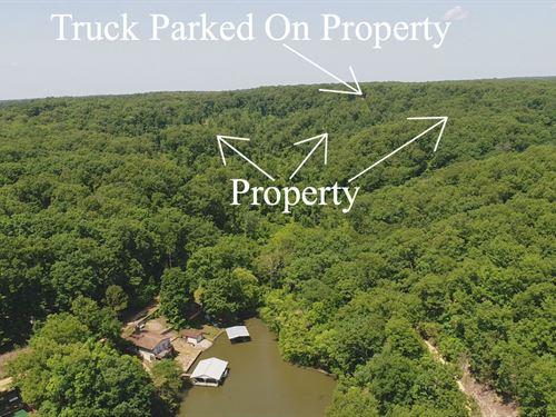 500 Down On 34 Acres At Lake : Camdenton : Camden County : Missouri