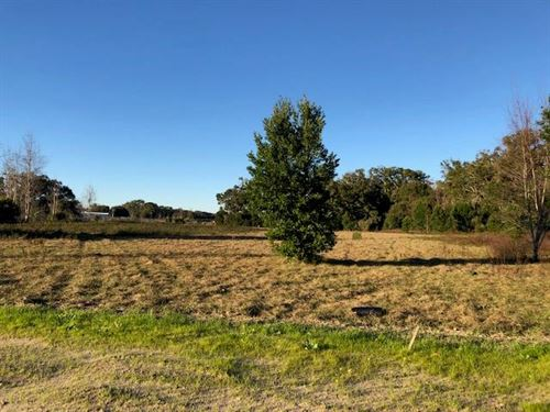Commercial Lot Great Location : Chiefland : Levy County : Florida