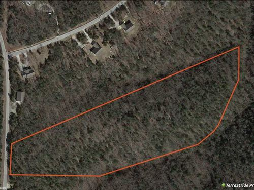 Lot 9, Homewood Estates : Kirbyville : Taney County : Missouri
