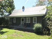 Frisco City Farm House And Weekend : Frisco City : Monroe County : Alabama