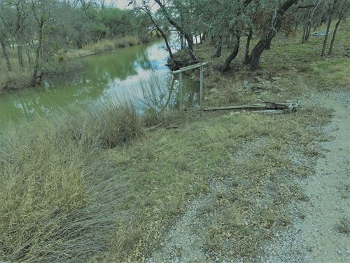 Waterfront Property Brown County : May : Brown County : Texas