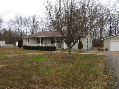 Ranch Style Home Close to Shawnee : Tamms : Alexander County : Illinois