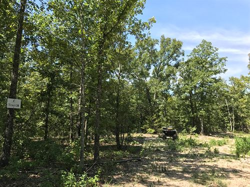 5.5 Acres In The Ozarks With Views : Drury : Douglas County : Missouri