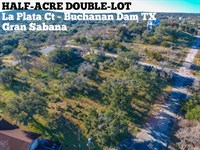 .54 Acres In Llano County : Buchanan Dam : Llano County : Texas