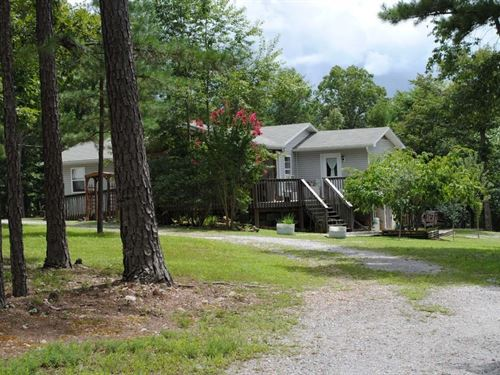 Two Homes For The Price of One : Mountain View : Stone County : Arkansas