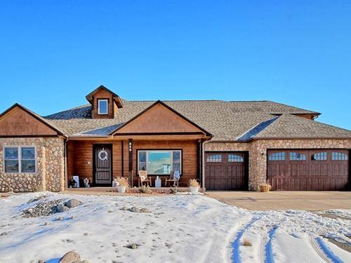 Western Colorado Luxury Home : Mack : Mesa County : Colorado