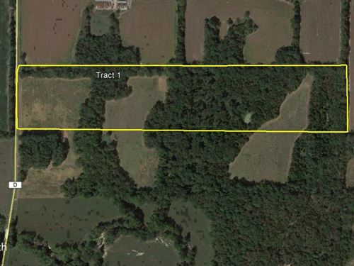 30 Acres Tract 1 Lincoln County : Silex : Lincoln County : Missouri