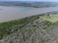 5 Acres At Bull Shoals Lake : Branson : Taney County : Missouri