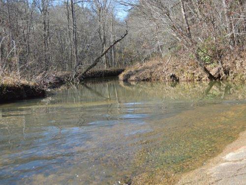 7.79 Acres With Over 1200 : Walhalla : Oconee County : South Carolina
