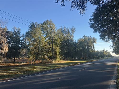 Home 5 Acres In Lake City, Florida : Lake City : Columbia County : Florida