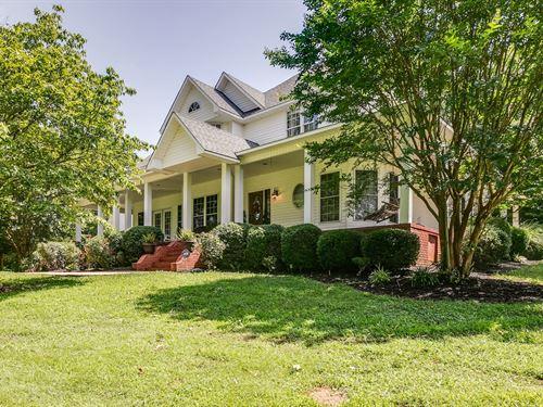 Custom Built TN Country Home Land : Savannah : Hardin County : Tennessee