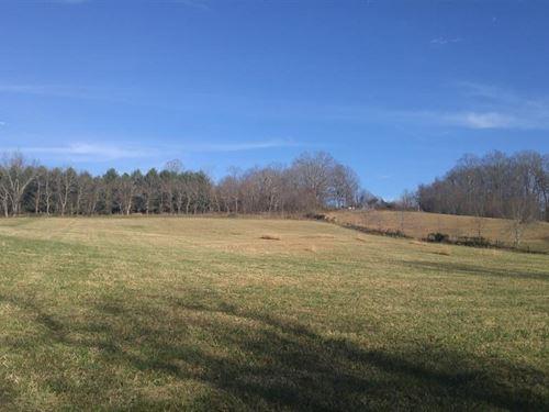 Home Site Acreage South Holston : Abingdon : Washington County : Virginia