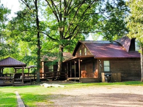 Luxury Cabin Broken Bow, Oklahoma : Broken Bow : McCurtain County : Oklahoma