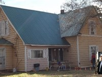 1/2 Story Farm House Carmen OK : Carmen : Alfalfa County : Oklahoma