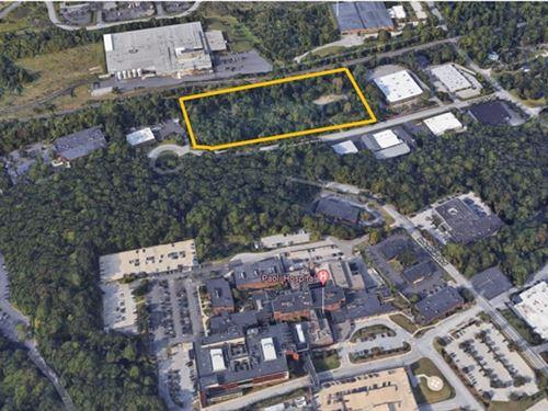 7.5+/- Acre Development Site : Paoli : Chester County : Pennsylvania
