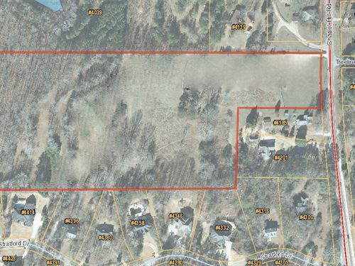 Reduced, 17 Acres Chapel Hill Rd : Douglasville : Douglas County : Georgia