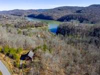 Cabin In The Mountains, Lake View : New Tazewell : Claiborne County : Tennessee