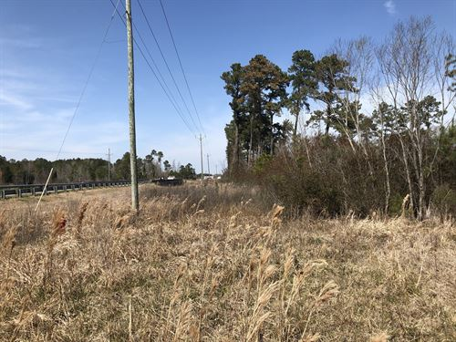 Beaufort County Lot For Sale, Belha : Belhaven : Beaufort County : North Carolina