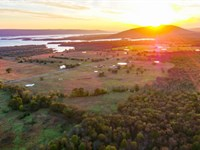 Southeast Oklahoma Lake Land : Yanush : Latimer County : Oklahoma