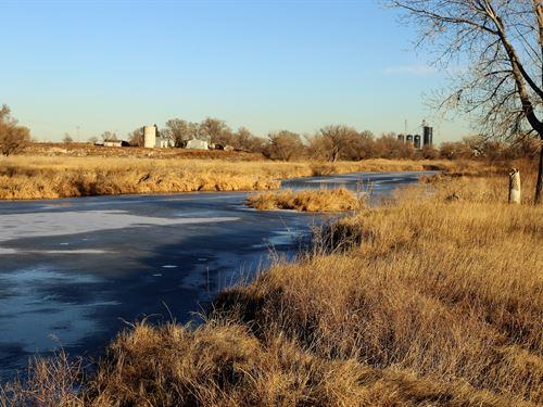 Cottonwood River Ranch : Kersey : Weld County : Colorado
