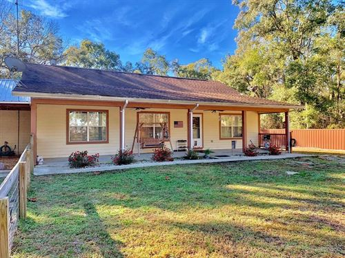 Country Home, Chiefland Florida : Chiefland : Levy County : Florida