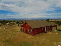 Single-Level Country Home 5 Acres : Duchesne : Duchesne County : Utah