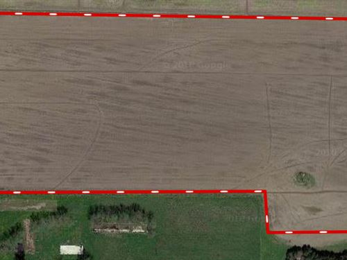 12 Acres North of Oblong, IL : Oblong : Crawford County : Illinois
