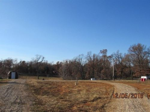 Land For Sale in Hugo, Oklahoma : Hugo : Choctaw County : Oklahoma