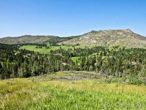 Rist Canyon Ranch : Bellvue : Larimer County : Colorado