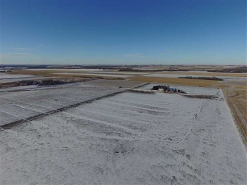 160 Acres of Quality Farm Grou : Lincoln : Kansas
