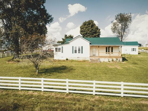 Beautiful Central KY Farm Income : Stanford : Lincoln County : Kentucky