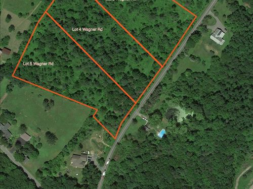 Quiet Country Building Lot, Lot 4 : Schenectady : New York