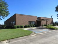 Office Industrial Facility : Hawkinsville : Pulaski County : Georgia