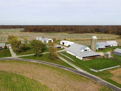 Marion County Farmland Auction : Salem : Marion County : Illinois