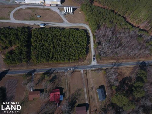 Hill Tract Homesite : Kinston : Jones County : North Carolina