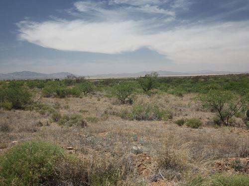 10 Acres In Benson, AZ : Benson : Cochise County : Arizona