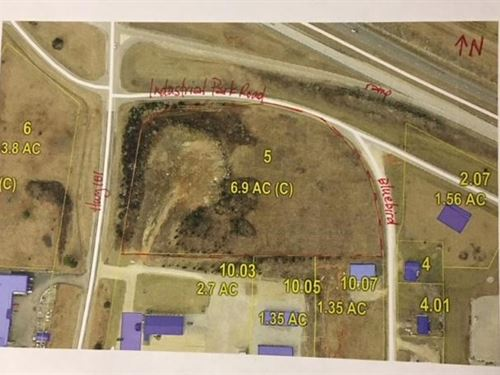 Prime Commercial Ground For Sale : Cabool : Texas County : Missouri