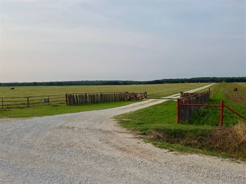 Land Home Property Ranch Clay : Bellevue : Clay County : Texas