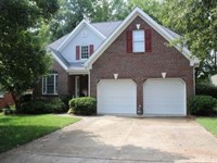 Gorgeous Golf Course Home : Whitsett : Guilford County : North Carolina