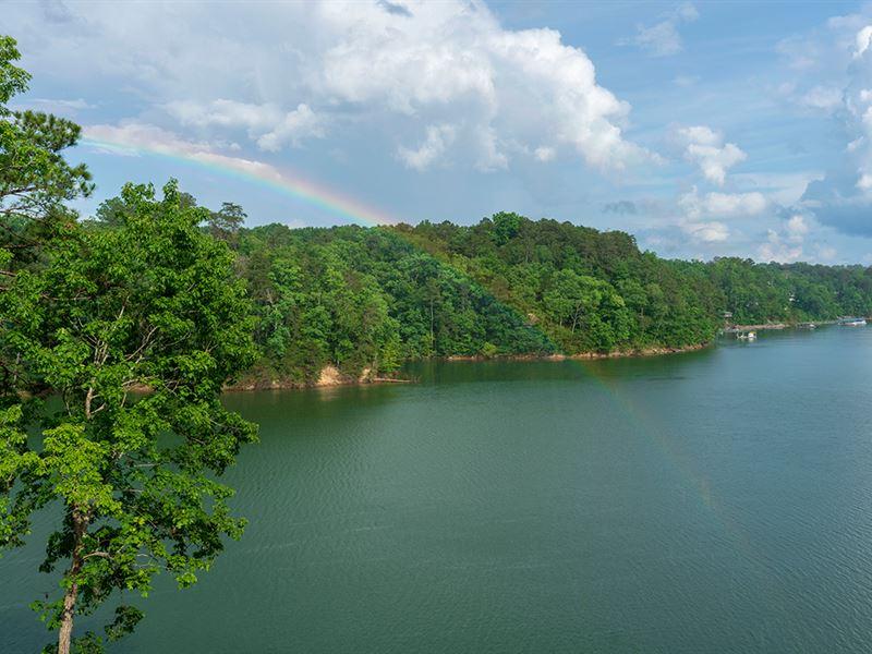 Deep Winter Discounts Smith Lake : Crane Hill : Cullman County : Alabama